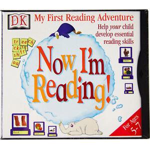 My First Reading Adventure: Now I'm Reading! (Windows/Mac) 1998