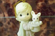 """Precious Moments-#529648 """"The Magic Starts With You"""" 1992 Event ORNAMENT-NEW"""