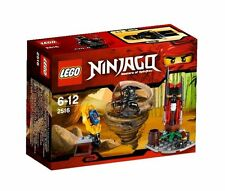LEGO NINJAGO Ninja Außenposten (2516) Cole, selten, wie neu, ovp/mint, von 2011