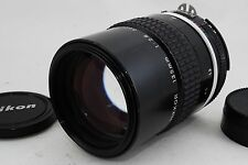 Nikon Ai Nikkor 135mm f/2.8 Telephoto Lens From Japan♯EY271