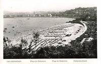 R200135 San Sebastian. Playa de Ondarreta. Ondarreta beach. Manipel Rtro No. 142