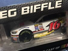 1:24 Action / Greg Biffle / #16 Kleen Performance / 2016 Ford Fusion / 1 of 829