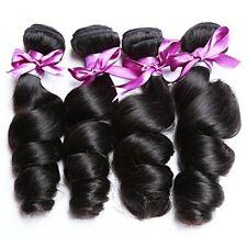 Perstar Hair 7A Grade Brazilian Loose Wave hair Virgin Remy Human Hair Weave 4