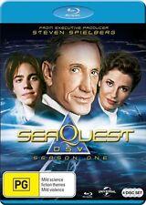 Seaquest : Season 1 (Blu-ray, 2015, 5-Disc Set)
