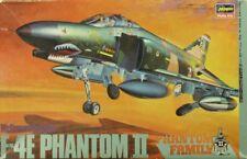 Hasegawa 1:48 McDonnell Douglas F-4 E Phantom II Plastic Model Kit #P3U