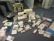 janome memory craft 9000 sewing machine and many extras excellent condition