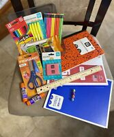 Back to School Supplies Kit K-5 Essentials Bundle