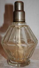ANCIENNE LAMPE BERGER VERRE B 12 Côtés VERSION HAUTE PUBLICITAIRE MICTASOL 1930
