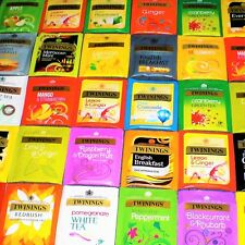 70 TWININGS Tea Bags Mix Raspberry Mango Earl Grey  Orange Cranberry  €5.88/100g
