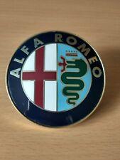 Genuine Alfa Romeo 156 Front Grille Badge (1997 - 2002)
