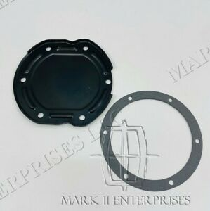 NEW 1958-1968 Lincoln Ford Mercury 430 462 Water Pump Back Plate & Gasket