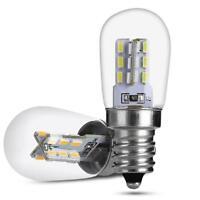 E12 2W LED Fridge Freezer Cooker Hood LED Light Bulb Lamp Range Hood Light