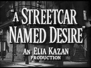 16mm B&W Classic Feature A Streetcar Named Desire Vivien Leigh  Marlon Brando