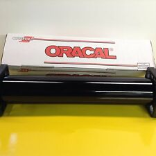 """Oracal 651, 24"""" x 10 yards Black Gloss 070 Vinyl for Craft,Sign. by precision62"""