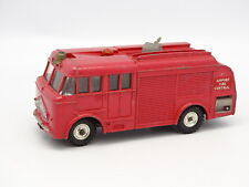 Dinky Toys GB 1/43 - LFourgon Fire Engine Airport Pompiers B