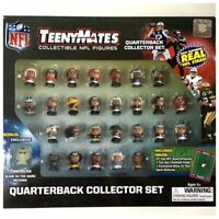 Teenymates NFL American Football Quarterback Edition 28 Figures Collectors Set