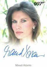 James Bond Classics 2016 Maud Adams Autograph Card