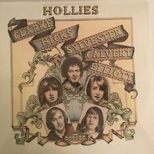 Hollies - Clarke Hicks Sylvester  Calvert Elliott(LTD. Vinyl LP),1977 PE 34714