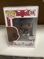 Funko Pop! NBA Basketball: Michael Jordan #55 Fanatics Exclusive