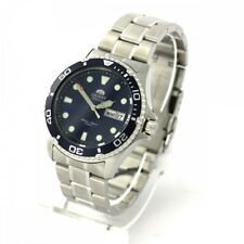 Orient Mako II Automatic Dive Watch USA Mod With Sapphire Glass Diver Faa02005d