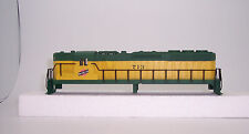"""HO  IHC  SD-24 """"NORTH WESTERN""""   SHELL ONLY  # 3809-S  NW 713"""