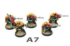 Warhammer Space Marines Scouts With Sniper Rifles - A7