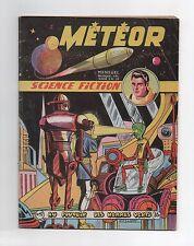 Météor n°52 - Artima 1957 - Giordan. Science-Fiction.