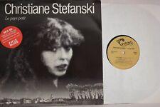 Christiane Stefanski – Le Pays Petit - LP 1982 BEL- Caracole – SLAK 3537