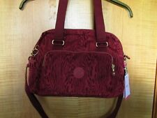 **PRICE REDUCED** KIPLING NEW DANIA BAG, BASIC PLUS RANGE, TANDORI W PRINT, BNWT