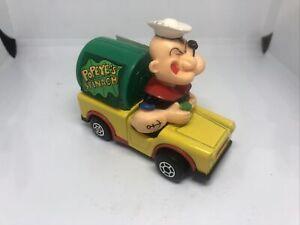 Rare 1979 Vintage Toy Disney Series No 13 Popeye in MATCHBOX Excellent Cond