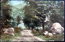 CANADA~1911 LAKE OF BAYS Ontario ~ LOVER'S WALK