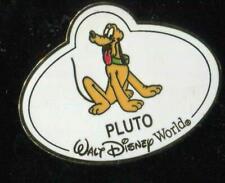 Walt Disney World Nametags Mystery Tin Collection Pluto LE Disney Pin 64972