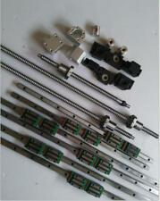 20mm HIWIN Linear guide rail carriages , Ball screws BALL NUTs for CNC