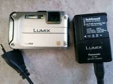 Panasonic Lumix DMC FT3 12MP Unterwasserkamera Kompaktkamera wasserdicht Digital