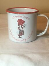 "Holly Hobbie ""Christmas Is Here"" Mug"
