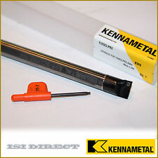 E08SCLPR2 KWH KENNAMETAL SCREW-DOWN CARBIDE BORING BAR 1/2 inch shank