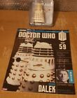 Eaglemoss Doctor Who Figurines Collection Issue 59 Necros Dalek