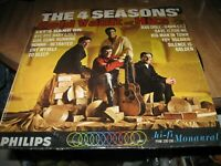 The Four Seasons Gold Vault of Hits Philips LP Album