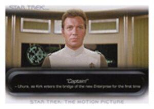 The Quotable Star Trek The Movie   90  CARD BASIC / BASE SET