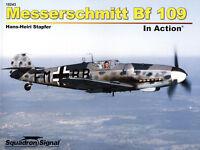 20021a/ Squadron Signal - In Action 243 - Messerschmitt Bf-109 - TOPP HEFT