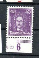 Briefmarke Dt.Reich 1926, Freimarke Berühmte Deutsche Mi.Nr. 395 postfrisch