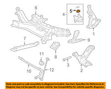 TOYOTA OEM Front Suspension-Lower Ball Joint Castle Nut 90171A0001