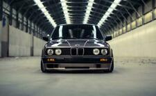 BMW E30 DOOR INNER RUBBER SEAL SET 4 PIECES