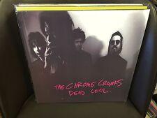 The Chrome Cranks Dead Cool vinyl LP Crypt/Matador 1994 Jerry Teel Bob Bert