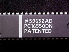 PC16550DN - National Semiconductor Serial I/O Controller (DIP-40)
