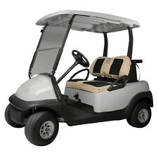 Classic Accessories Fairway Golf Cart Seat Cover  Neoprene Paneled