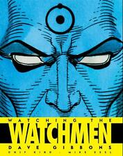 WATCHING THE WATCHMEN GRAPHIC NOVEL COMPANION COMIC BOOK HARDCOVER ART BOOK