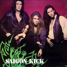 SAIGON KICK 1992 THE LIZARD PROMO POSTER ORIGINAL