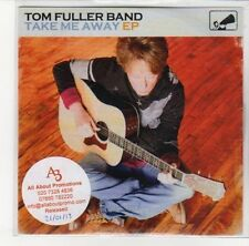 (DL668) Tom Fuller Band, Take Me Away EP - 2012 DJ CD