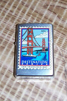 Zippo No. 1 Destination Series San Francisco Bay Cigarette Lighter California